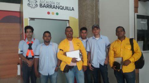 Alcaldía municipal de Barranquilla